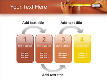 Medindo Modelos de apresentações PowerPoint - Slide 11