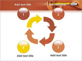 Medindo Modelos de apresentações PowerPoint - Slide 14