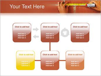 Medindo Modelos de apresentações PowerPoint - Slide 23