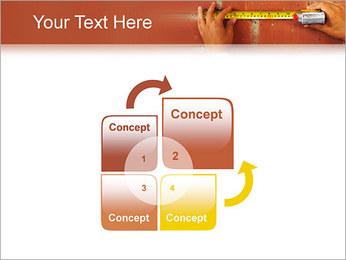 Medindo Modelos de apresentações PowerPoint - Slide 5