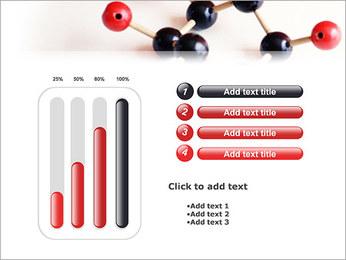 Modèle moléculaire Modèles des présentations  PowerPoint - Diapositives 18