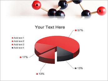 Modèle moléculaire Modèles des présentations  PowerPoint - Diapositives 19