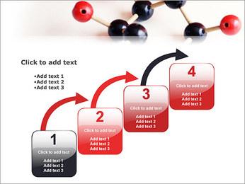 Modèle moléculaire Modèles des présentations  PowerPoint - Diapositives 20