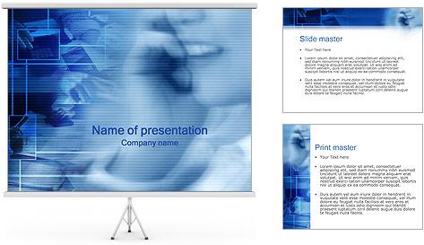 Teléfono Móvil Plantillas de Presentaciones PowerPoint