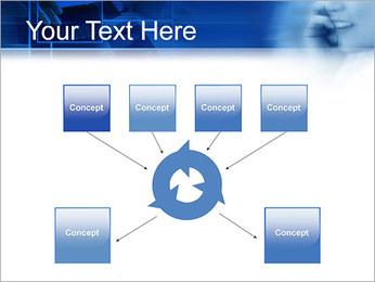Teléfono Móvil Plantillas de Presentaciones PowerPoint - Diapositiva 10