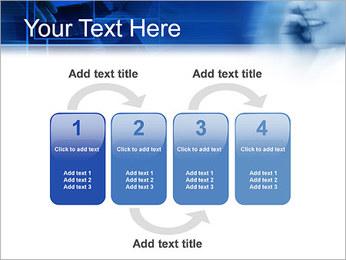Teléfono Móvil Plantillas de Presentaciones PowerPoint - Diapositiva 11