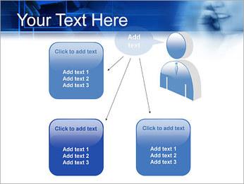 Teléfono Móvil Plantillas de Presentaciones PowerPoint - Diapositiva 12
