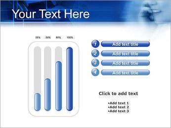 Teléfono Móvil Plantillas de Presentaciones PowerPoint - Diapositiva 18