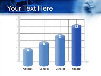 Teléfono Móvil Plantillas de Presentaciones PowerPoint - Diapositiva 21