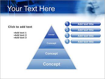 Teléfono Móvil Plantillas de Presentaciones PowerPoint - Diapositiva 22