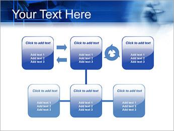 Teléfono Móvil Plantillas de Presentaciones PowerPoint - Diapositiva 23