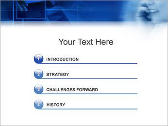Teléfono Móvil Plantillas de Presentaciones PowerPoint - Diapositiva 3