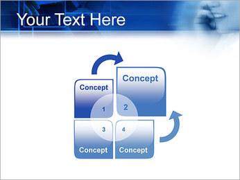 Teléfono Móvil Plantillas de Presentaciones PowerPoint - Diapositiva 5