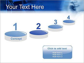 Teléfono Móvil Plantillas de Presentaciones PowerPoint - Diapositiva 7
