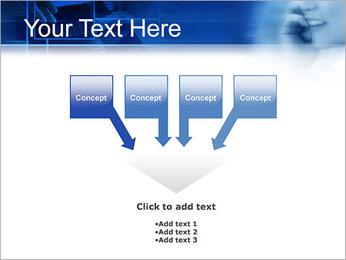 Teléfono Móvil Plantillas de Presentaciones PowerPoint - Diapositiva 8