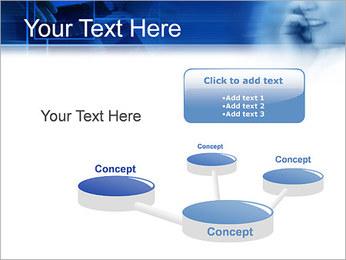Teléfono Móvil Plantillas de Presentaciones PowerPoint - Diapositiva 9