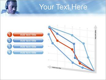 Call Center Plantillas de Presentaciones PowerPoint - Diapositiva 13