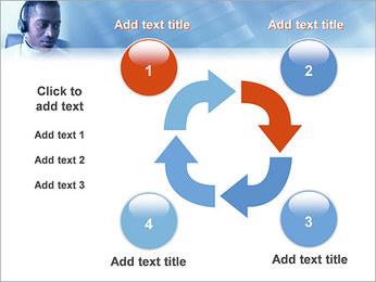 Call Center Plantillas de Presentaciones PowerPoint - Diapositiva 14