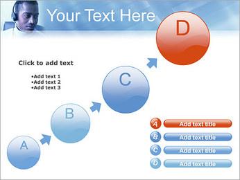 Call Center Plantillas de Presentaciones PowerPoint - Diapositiva 15