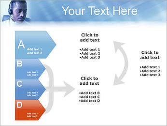 Call Center Plantillas de Presentaciones PowerPoint - Diapositiva 16
