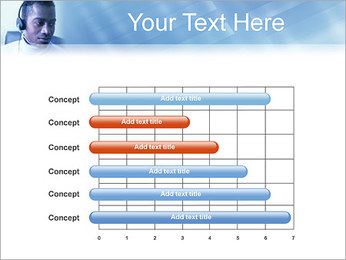 Call Center Plantillas de Presentaciones PowerPoint - Diapositiva 17