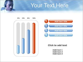 Call Center Plantillas de Presentaciones PowerPoint - Diapositiva 18