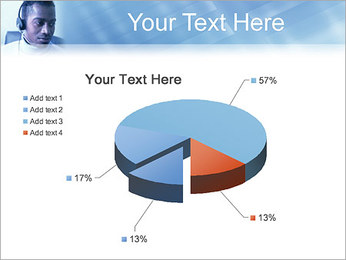 Call Center Plantillas de Presentaciones PowerPoint - Diapositiva 19