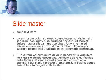 Call Center Plantillas de Presentaciones PowerPoint - Diapositiva 2