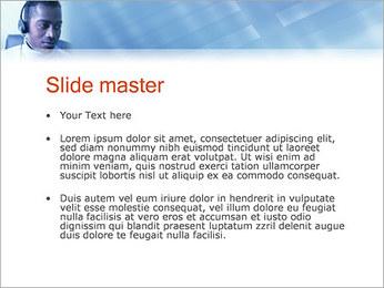 Call Center Plantillas de Presentaciones PowerPoint - Diapositiva 2