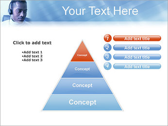 Call Center Plantillas de Presentaciones PowerPoint - Diapositiva 22