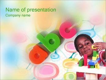 Abc Modèles des présentations  PowerPoint
