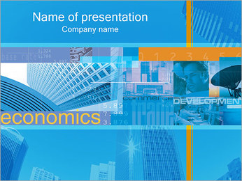 Economics PowerPoint Template