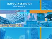 Economía Plantillas de Presentaciones PowerPoint