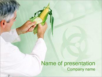 Corn PowerPoint Template
