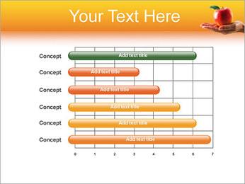 Red Apple Modèles des présentations  PowerPoint - Diapositives 17