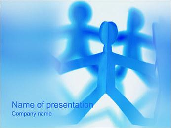 Personas Plantillas de Presentaciones PowerPoint