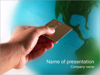 Online Payment PowerPoint Template