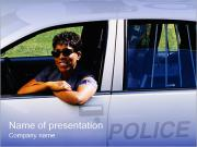 Police Service PowerPoint Templates