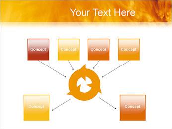 Feu Modèles des présentations  PowerPoint - Diapositives 10