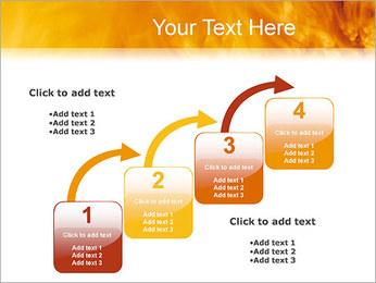 Feu Modèles des présentations  PowerPoint - Diapositives 20
