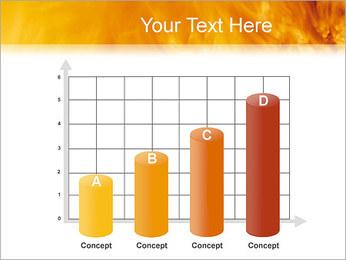 Feu Modèles des présentations  PowerPoint - Diapositives 21