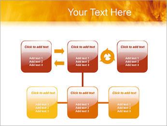 Feu Modèles des présentations  PowerPoint - Diapositives 23