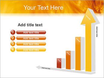 Feu Modèles des présentations  PowerPoint - Diapositives 6