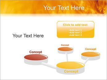 Feu Modèles des présentations  PowerPoint - Diapositives 9