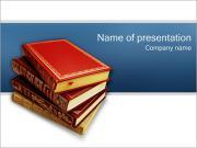 Books PowerPoint Templates