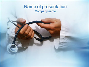 Podiatrist PowerPoint Template