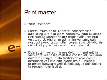 E-Commerce PowerPoint Template - Slide 24