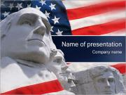 National Memorial Plantillas de Presentaciones PowerPoint