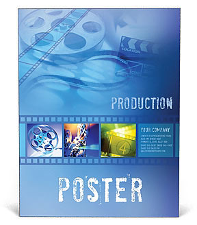 Movie Poster Template Design ID 0000000271
