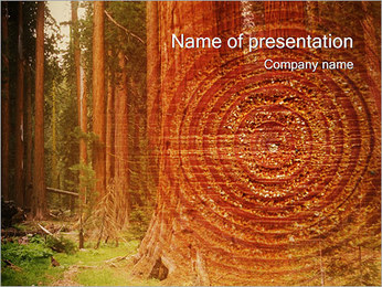 Forest PowerPoint Template